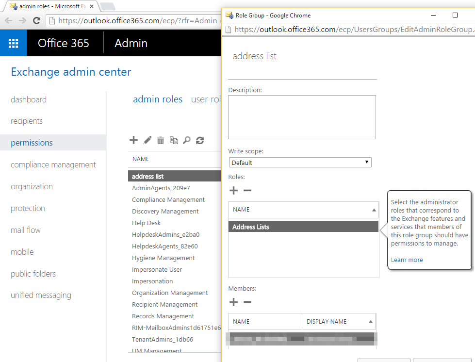 How to force update GlobalAddressList in Office 365
