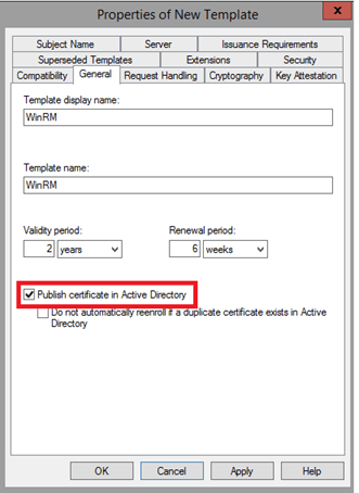 Pki ca manage certificate templates mohammed wasay next you have some parameters regarding the private key you can choose the private key usage signature encryption or both or for example if it is yadclub Choice Image