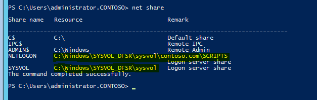 Guide to migrate FRS to DFSR | Mohammed Wasay
