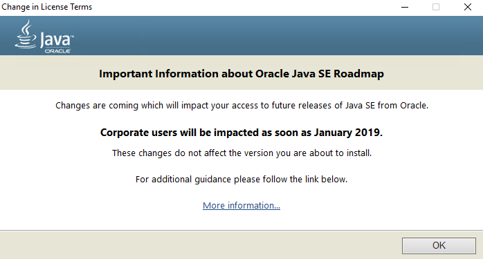 Oracle to charge for Java Updates \u0026 how you can disable them